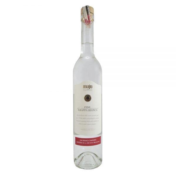 codigo-1492-grappa-bianca-6x750ml-bagaço-de-uvas-brancas-majo
