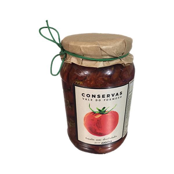 1423-Tomates Semi Desitratados Marca Compotas