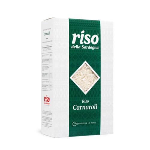 Riso Della Sardegna Carnaroli
