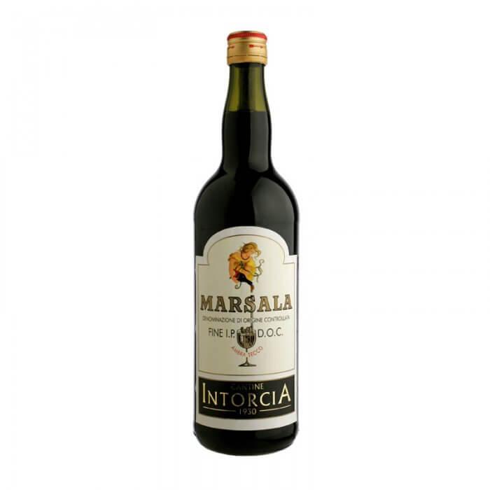 Francesco Intorcia Marsala Fine Extra Dry