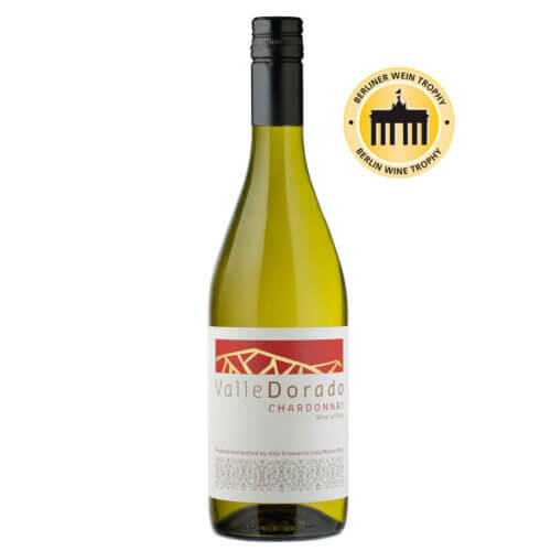 Echeverria Valle Dorado Chardonnay - Europa Importadora
