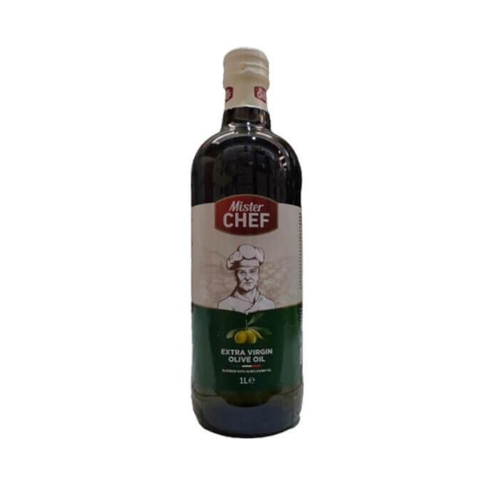 Azeite Italiano Evo com Girrasol Mister Chef